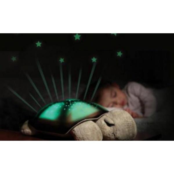 Lampa de veghe muzicala Twilight Turtle