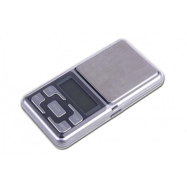 Cântar digital - cu gradaţie din 0,01 g, pentru cântărirea monedelor sau a bijuteriilor.