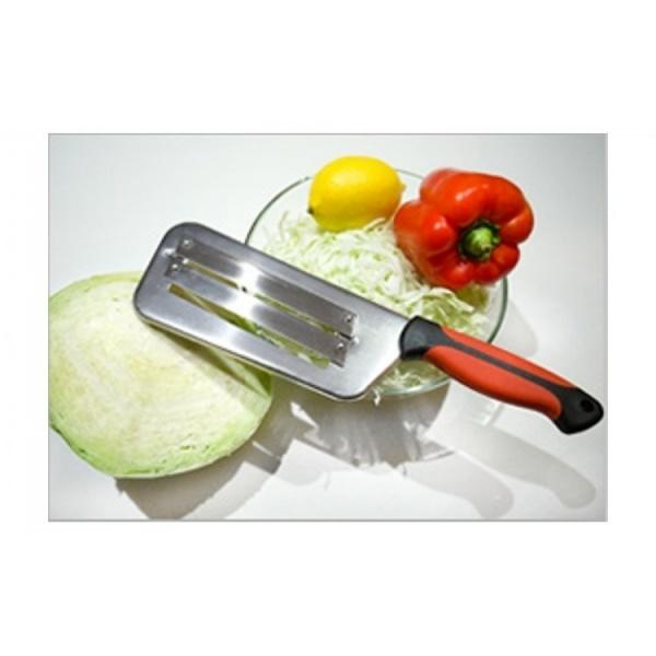 Cutit bucatarie din inox special pentru tocat varza