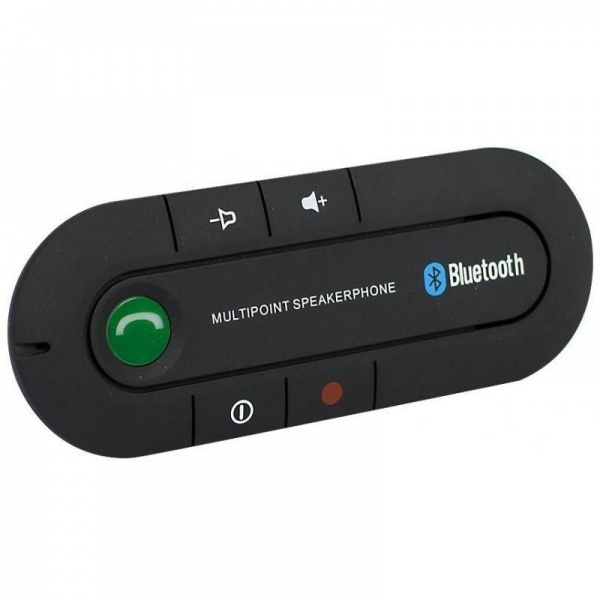 Car Kit Auto Difuzor Bluetooth handsfree pentru parasolar auto