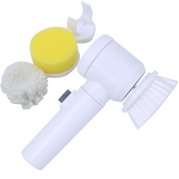 Perie electrica pentru curatat Magic Brush