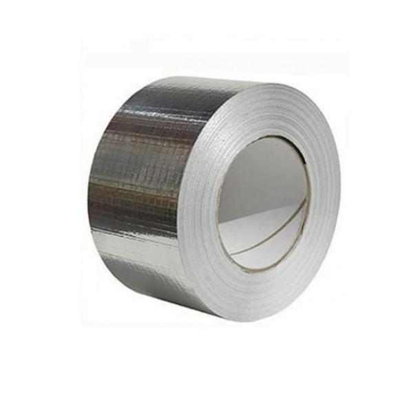 Banda adeziva izolatoare din aluminiu 5 cm x 5 m