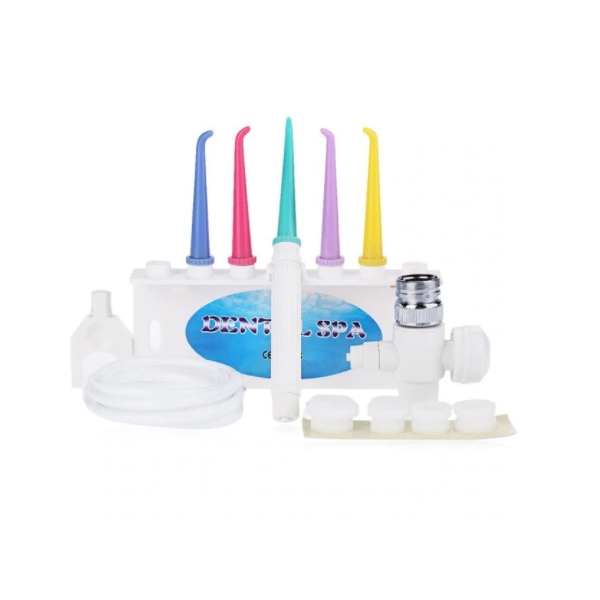 Irigator bucal cu 5 capete Dental Spa