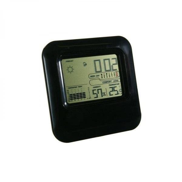 Statie meteorologica cu ceas incorporat