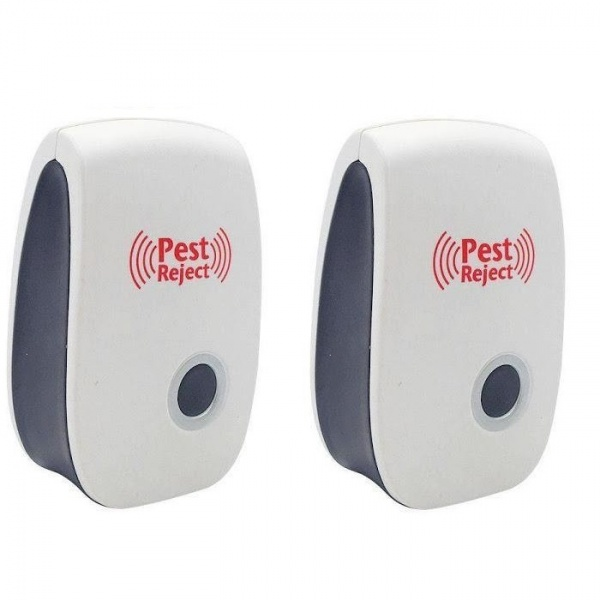 Set 2x Aparat antidaunatori Pest Reject Repeller