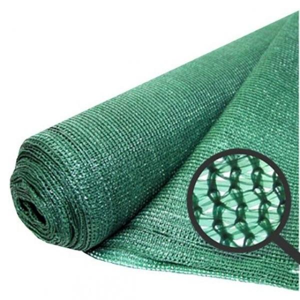 Plasa umbrire verde densitate 75% dimensiuni 2m x 50m