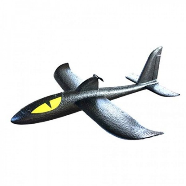 Avion planor din spuma flexibila 36x35 cm