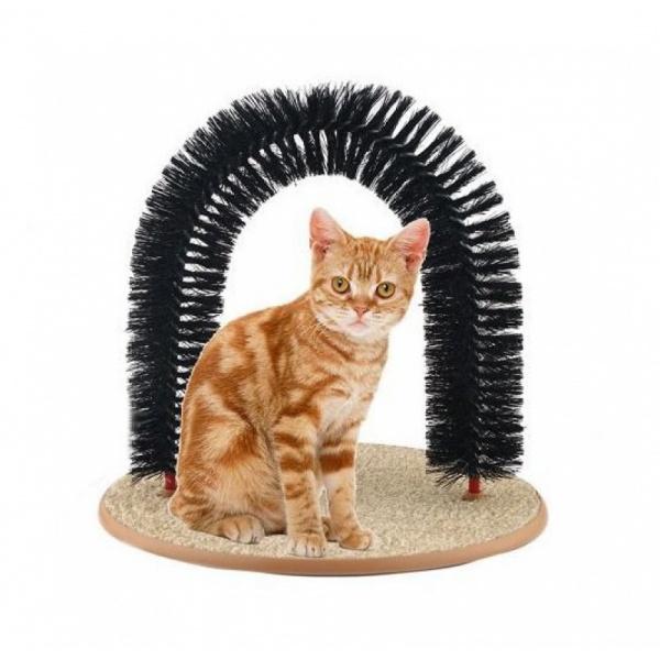 Arcada pentru ingrijirea pisicilor