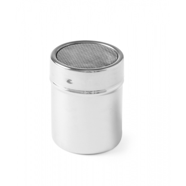 Recipient metalic pentru zahar pudra