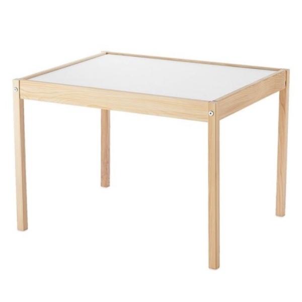 Masuta din lemn pentru copii, 48x64x45 cm