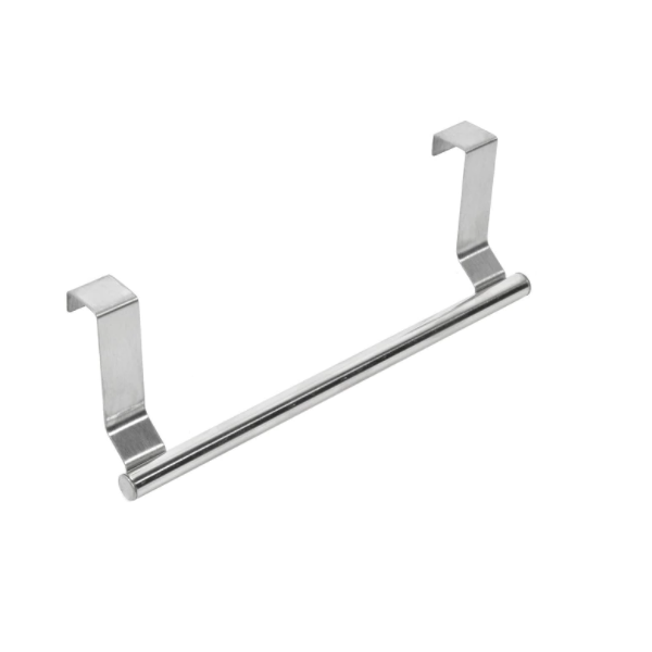 Suport metalic pentru prosop , instalare rapida pe usa, 22.5cm