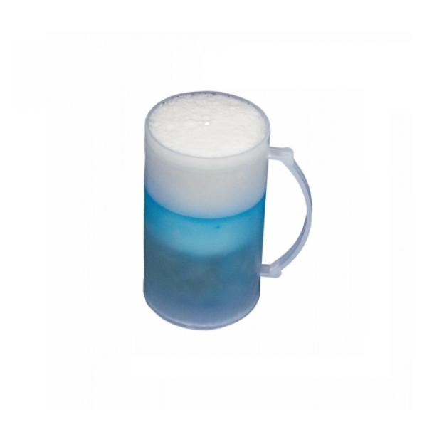 Halba pentru congelator 400 ml, polipropilena, albastru